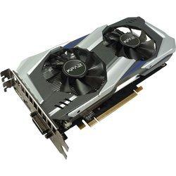 GeForce GTX 1060 OC - 6Go (GTX-1060-OC-6GB)avec ventilateur GDDR5 PCI Express 3.0 6 Go GeForce GTX 1060 1 x DVI-D DL 1 x HDMI 2.0b 1 x DisplayPort 1.4