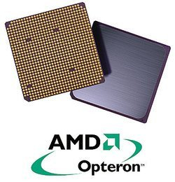 Opteron 252128 Ko Single-Core (1-Core) 1 Mo 333 MHz Dual DDR 400 Mhz Dual DDR Socket 940 2,6 GHz AMD Opteron