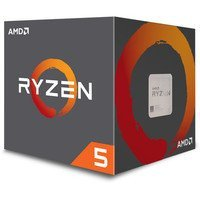 Ryzen 5 1400 Quad-core (4 Core) 8 Mo 3,2 GHz AMD Ryzen 5 Socket AM4 3,40 GHz