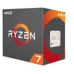 Ryzen 7 1800XOcta-core (8 Core) 3,6 GHz 16 Mo Socket AM4 AMD Ryzen 7