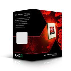 FX 8320 - Black Edition8 Mo Octa-core (8 Core) 1 Mo Technologie de Virtualisation AMD FX Socket AM3+ 8 Mo 125 W Technologie Hyper Transport AMD http://www.amd.com/fr-fr/ 3 an(s) Technologie Turbo CORE 3,50 GHz 3,5 GHz Octo Core Technologie AMD PowerNow!