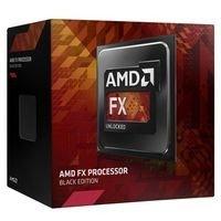 FX-8300 Black Edition (FD8300WMHKBOX)8 Mo Octa-core (8 Core) AMD FX Socket AM3+ 3,3 GHz