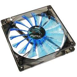 Shark Fan Evil Blue Edition - 140 mmBoîtier 20 à 29 dBA - de 2000 tours/mn 29 dBA 140 mm 1650 tours/mn
