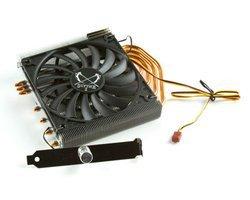 Setsugen 2 - SCVSG-20003100 tours/mn et + 120 mm 2000 tours/mn 30 dBA et + Chip graphique 45 CFM Pour GPU