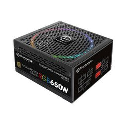 Toughpower Grand RGB - 650WAlimentation ATX 12V et EPS 12V 650 Watts