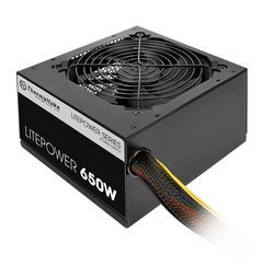 LitePower - 650W (LTP-0650P-2)De 600 à 750 Watts 650 Watts Alimentation ATX