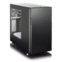 Define R5 Blackout Edition (Fenêtre) - Noir (FRD-CA-DEF-R5-BKOW)ATX Acier Noir sans alimentation Moyen Tour 7 140 mm 2 2 8