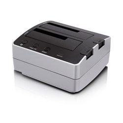 Hard Drive DuplicatorDisque dur SATA 3,5 pouces USB 2.0 Disque dur SATA 2,5 pouces ESATA