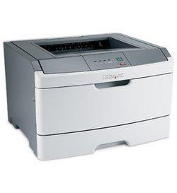 E260Parallèle A4 USB Laser Monochrome Laser 600 x 600 ppp simple 33 ppm en noir et blanc sans fax 401938 401940 401942