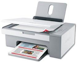 logiciel pour imprimante lexmark x2550