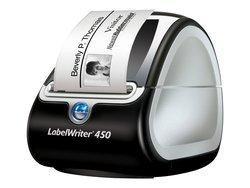 LabelWriter 450USB Sublimation Thermique étiquette 600 x 300 ppp