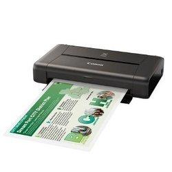 Pixma iP110Jet d'Encre A4 USB 9 ppm en noir et blanc WiFi 9600 x 2400 ppp 5,8 ppm en couleurs