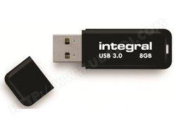 Clé USB 3.0 8Go - NoirUSB 3.0 8 Mo