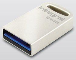 Fusion 64Go USB3.064Go USB 3.0 Inox