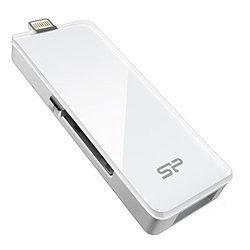 xDrive Z30 32Go USB3.0 - Blanc (SP032GBLU3Z30V1W)Lecteur Flash 32Go USB 3.0