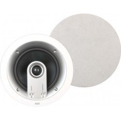 IC 606 FG (Paire) - Blanc120 Watts 2 65 Hz à 22 KHz Bluetooth