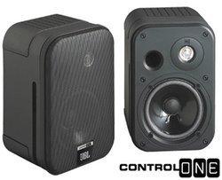 Control One - NoirCompacte 2 50 Hz à 20 KHz 200 Watts