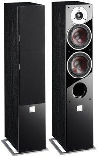 Zensor 5 - Noir (Paire)Colonne 150 Watts 2,5 43 Hz à 26,5 KHz