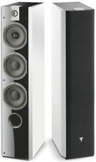 Chorus 726 - Blanc (Paire)Colonne 3 150 Watts 49 Hz à 28 KHz