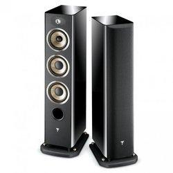 Aria 926 - Noir (Paire)Colonne 3 45 Hz à 28 KHz 40 Watts