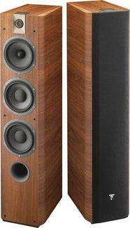 Chorus 726 - Noyer (Paire)Colonne 3 250 Watts 49 Hz à 28 KHz
