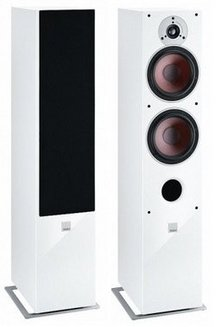Zensor 7 - Blanc (Paire)Colonne 150 Watts 2 40 Hz à 26 KHz