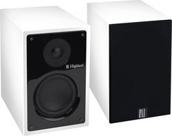 Dilis 4402 - Blanc laqué Compacte 2 70 Watts 50 Hz à 22 KHz