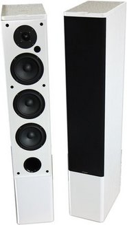 Air 150 - Blanc (Paire)Colonne 3 35 Hz à 20 kHz 2 x 120 Watts