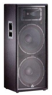 JRX-225 - Noir2 500 Watts Enceinte Passive