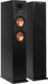 RP-250F - Noir (Paire)Colonne 2 125 Watts 35 Hz à 25 KHz