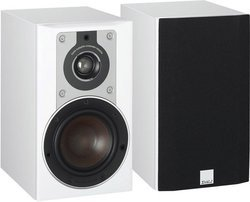 Opticon 1 - White (Paire)2 Bibliothèque 25 Watts Compact 62 Hz à 26 KHz