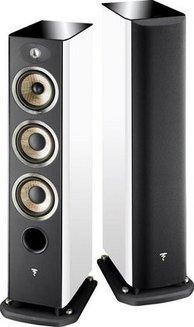 Aria 926 - Blanc Laqué (Paire)Colonne 3 45 Hz à 28 KHz 250 Watts