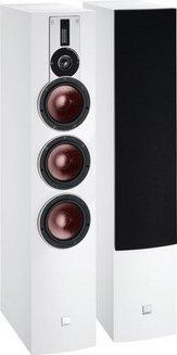 Rubicon 8 - Blanc laqué (Paire)Colonne 250 Watts 38 Hz à 34 KHz 4,5