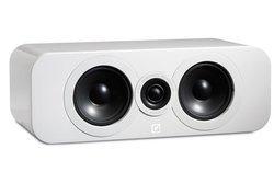 Q3090C - Blanc Laque2 Centrale 100 Watts 75 Hz à 22 KHz