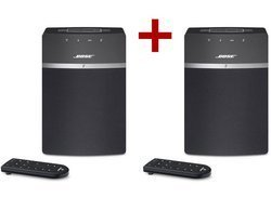 SoundTouch 10 Pack Duo - NoirSans fil Multiroom