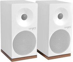 Spectrum X4 - Blanc satiné (Paire)Compacte 2 80 Watts Bibliothèque 70 Hz à 20 KHz