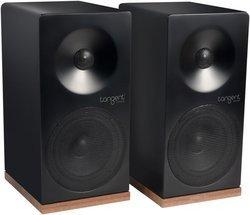 Spectrum X5 - Noir (Paire)Compacte 2 100 Watts Bibliothèque 50 Hz à 20 KHz