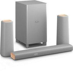 CSS5330GDolby Digital Dolby Pro Logic II Bluetooth 2 x 40 Watts 40 Watts Sans lecteur 3.1 NFC 340 Watts 220 Watts