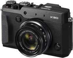 X30 - NoirCompact ISO 100 USB 4x Secure Digital CMOS WiFi Électronique Optique 7,6 cm SDHC (Secure Digital High Capacity) 12 Mp ISO 12800 SDXC Full HD (1920 x 1080) 3 Pouces Integré 383 g