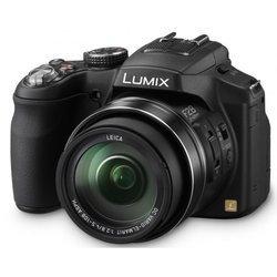 Lumix DMC-FZ200USB Bridge CMOS Optique Secure Digital HC 7,6 cm ISO 6400 12 Mp HD 1080p HDMi Grand-angle (25 à 28mm) 24x 20x et plus 460 000 pixels 537 g