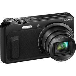 Lumix DMC-TZ57 - Noir Compact ISO 100 ISO 400 USB ISO 1600 ISO 800 ISO 200 Secure Digital Optique SDHC (Secure Digital High Capacity) ISO 6400 SDXC 16 Mp 20x Full HD (1920 x 1080) Auto 3 Pouces 7,7 cm Micro HDMI MOS