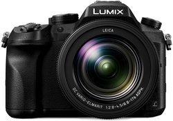 Lumix DMC-FZ2000 - NoirWiFi SDHC (Secure Digital High Capacity) SDXC 20x 12800 ISO Integré USB 2.0 20,1 Mp Micro HDMI 1 Pouces 2,54 cm