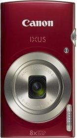 Digital Ixus 185 - RougeCompact SDXC 8x Integré 2.7 Pouces 20 Mégapixels SDHC 6,85 cm CCD 1/2,3 HD 1080 x 720p 1600 ISO