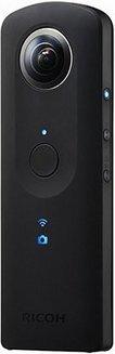 Theta S - NoirCompact ISO 100 ISO 1600 CMOS WiFi 125 g 14 Mp USB 2.0 Micro HDMI