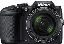 Coolpix B500 - NoirCompact USB ISO 1600 CMOS WiFi SDHC (Secure Digital High Capacity) SDXC ISO 125 16 Mp 7,5 cm SD 3 Pouces 6400 ISO 40x 3200 ISO mini-jack 3.5 542 g