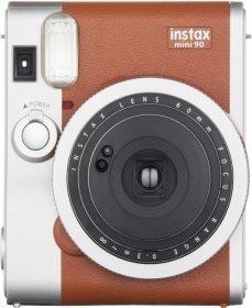 Instax Mini 90 Néo Classic - MarronCompact ISO 800 Optique 8x 16 Mp BSI-CMOS Integré 296 g