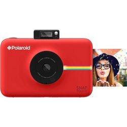 Snap Touch - RougeCompact CMOS 8,9 cm SDHC (Secure Digital High Capacity) SDXC Integré Bluetooth Full HD 1080p 13 Mégapixel(s) 3.5 Pouces