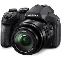 Lumix DMC-FZ300 - Noir ISO 100 Bridge CMOS WiFi Optique 7,6 cm SDHC (Secure Digital High Capacity) SDXC 24x 12,8 Mégapixel(s) SD Auto 3 Pouces 6400 ISO UltraHD (3840 x 2160) 691 g