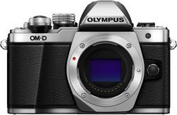 OM-D E-M10 Mark II Nu - Silver ISO 100 USB Secure Digital Électronique 7,6 cm SDHC (Secure Digital High Capacity) Live MOS Hybride SDXC 390 g 3 Pouces Mécanique Integré 25 600 ISO 16,1 Mégapixel(s) Micro HDMI