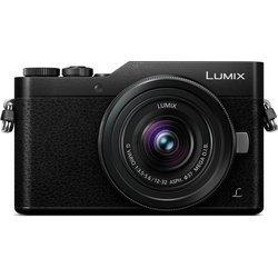 Lumix DC-GX800  + 12-32mm - NoirHybride SDXC Inclus 7,5 cm SD 3 Pouces SDHC Micro HDMI 16 Megapixels 100 à 25600 ISO MOS